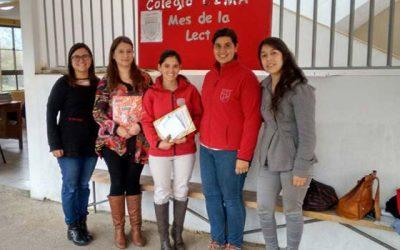 Senda firma acuerdo con colegio de la comuna de Coinco