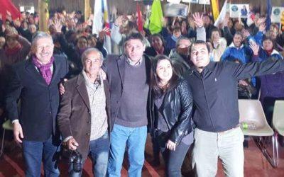 Alcalde de Doñihue realiza lanzamiento a reelección al municipio
