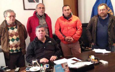 Alcalde de Rengo recibe respaldo del PPD comunal