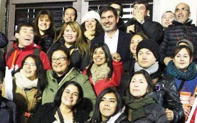 Mario González se impone en primarias de la Nueva Mayoría