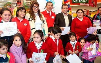 Niños y jóvenes de la comuna demuestran su talento en concurso de dibujo de Salud Machalí