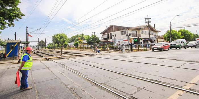 Por Graneros no pasará el Rancagua-Express si no construyen el paso desnivelado