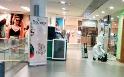 Carabineros Indagan robo que afectó a joyería de centro comercial