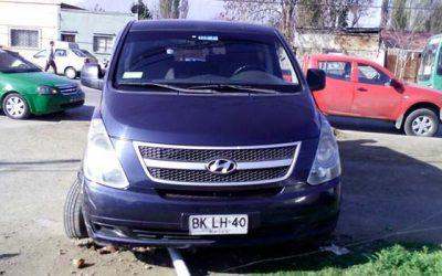 Carabineros de Mostazal recupera auto robado desde San Fernando