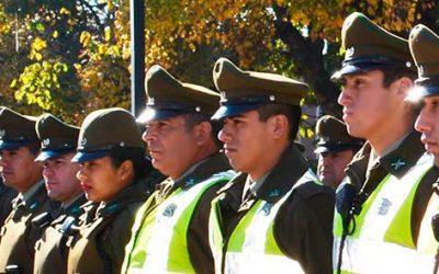 Carabineros intensifica servicios preventivos en la Sexta Región