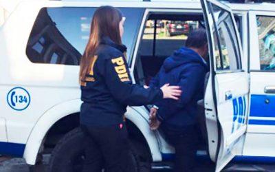 PDI Detenido abuelo que abusaba de su nieta