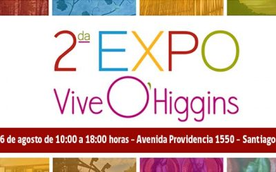 Todo listo para la segunda versión Expo Vive OHiggins