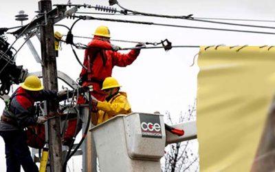 CGE Distribución llama a no instalar propaganda electoral en postes y tendido eléctrico