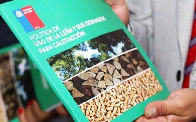 Comité académico propondrá estándar nacional para leña en el país