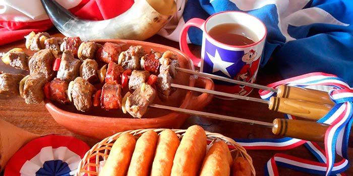 Consejos nutricionales para fiestas patrias