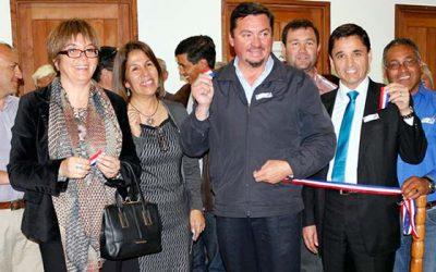 IPS inaugura nuevo centro de atención en Paredones