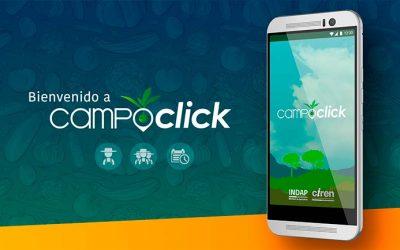 Minagri lanza app CampoClick con oferta y ruta de la producción campesina