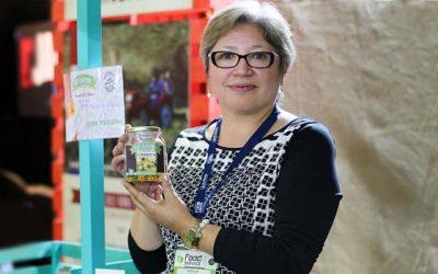 Productores de Indap muestran toda su innovación en Espacio Food Service