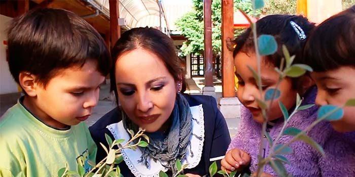 Trabajadora de Integra viaja a estudiar a España