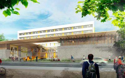 Universidad de OHiggins comenza obras en recinto del ex hospital regional