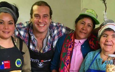 Agricultura familiar campesina es tema central en nueva temporada de Recomiendo Chile