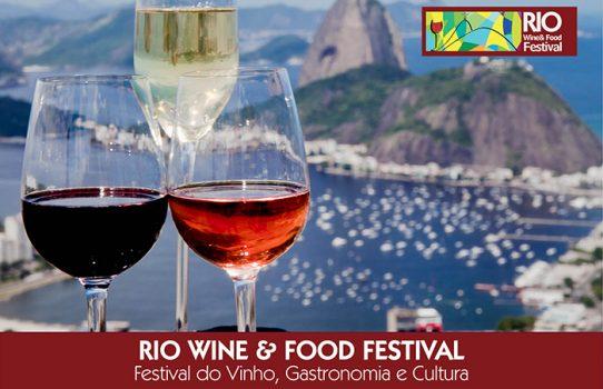 Asociación de viñas de Colchagua lleva sus mejores vinos al Rio Wine & Food Festival 2016
