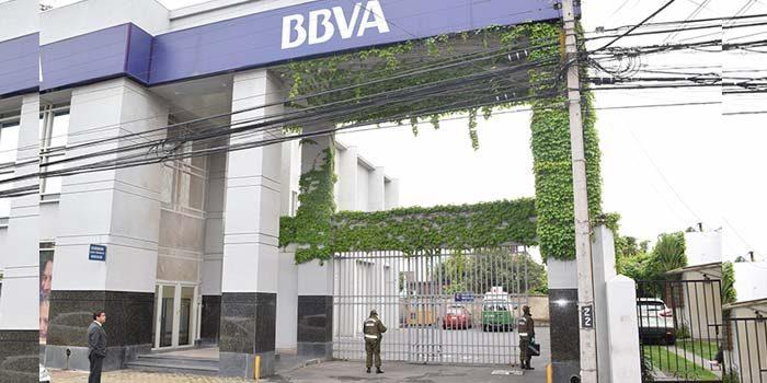 CArabineros Detenidos autores de robo al banco BBVA Rancagua