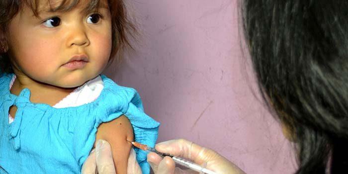Chile celebra 41 años de la erradicación de la polio