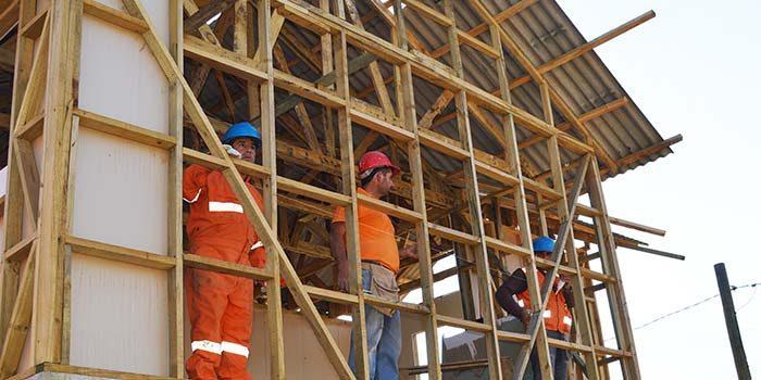 Condominios sociales de Rancagua, Las Cabras y Graneros son beneficiados con mejoramiento de viviendas