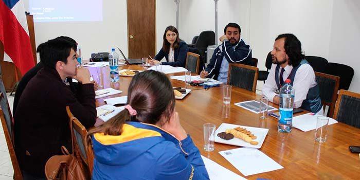 Director regional del IND se reunió con encargados de Deporte para realizar una mejor gestión regional