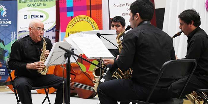 En Rancagua nace la primera orquesta penitenciaria de Chile