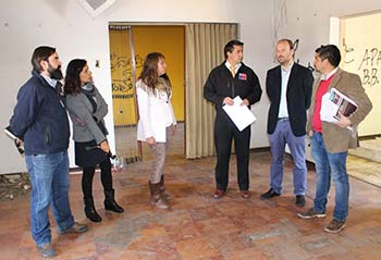 Entregan instalaciones donde funcionará casa de inclusión de la discapacidad de Rancagua