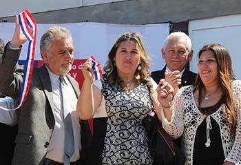 Familias de la comuna de Rengo reciben por fin su casa propia