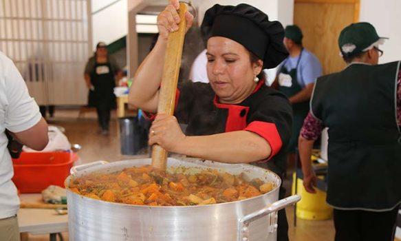 Feriantes realizan la primera Fiesta del Charquicanazo de Colchagua