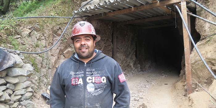 Fondo Concursable tiene rostro de minero