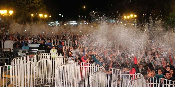 Grandes artistas y más de 25 mil personas dieron vida a una nueva versión de la Fiesta de la Challa