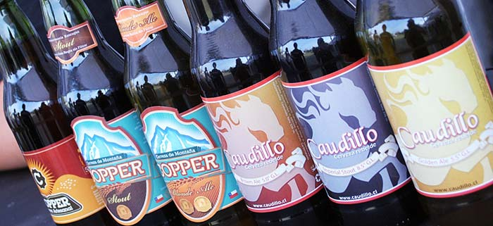 Hasta el domingo se realiza la Feria de la Cerveza Artesanal en Rancagua