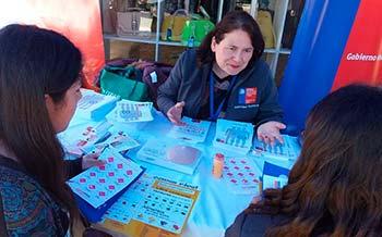 Hospitales de Pichilemu y Marchigue conmemoran semana Juntos contra el cáncer