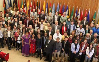 Innovación rural sostenible Indap lleva su experiencia a foro internacional FAO