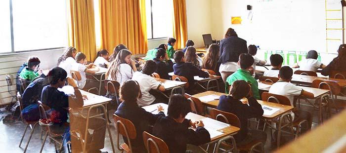 Más de 13 mil estudiantes de sexto básico rinden SIMCE