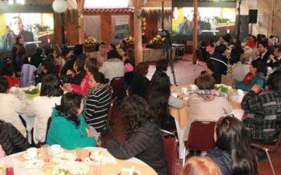 Más de 300 mujeres campesinas celebran Día Internacional en Doñihue