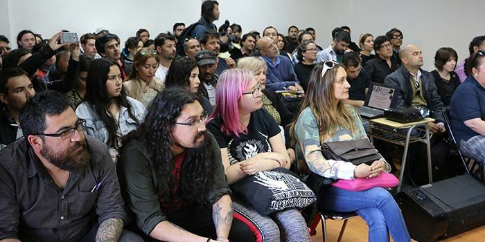 Masiva asistencia a talleres del Instituto de Estudios Audiovisuales de la UOH