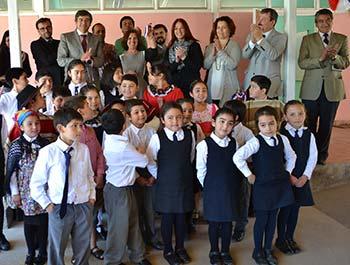 Millonaria inversión del Mineduc en mejoramiento de escuelas de San Fernando y Lolol
