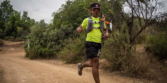 Oscar Olguín de Doñihue se corona campeón en The North Face Endurance Challenge
