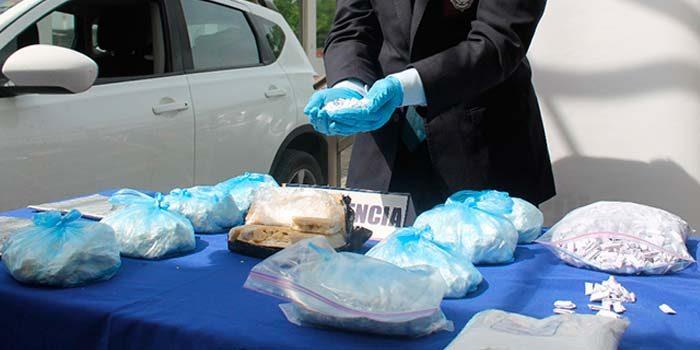PDI desbarata laboratorio clandestino de droga en Rancagua