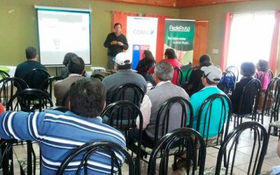 Productores ajos de la Región participan del lanzamiento del programa Node de la Corfo