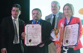 Profesores de colegios municipales de Rancagua celebran su día