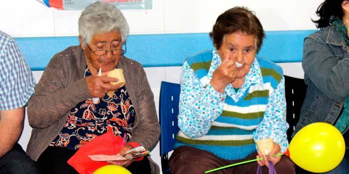 Salud Machalí celebra el día internacional de las personas de edad