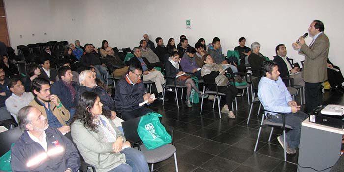 Seminario sobre mejoramiento térmico de viviendas y alternativas de calefacción sustentable