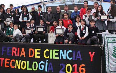 Trabajos ganadores de Feria Científica de Pichilemu demuestran preocupación ambiental en estudiantes