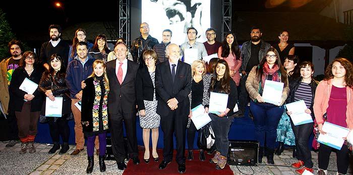 Universidad de OHiggins inaugura talleres de Creación Audiovisual