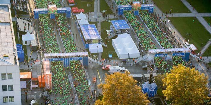 Ya están abiertas las inscripciones para el Maratón de Santiago 2017
