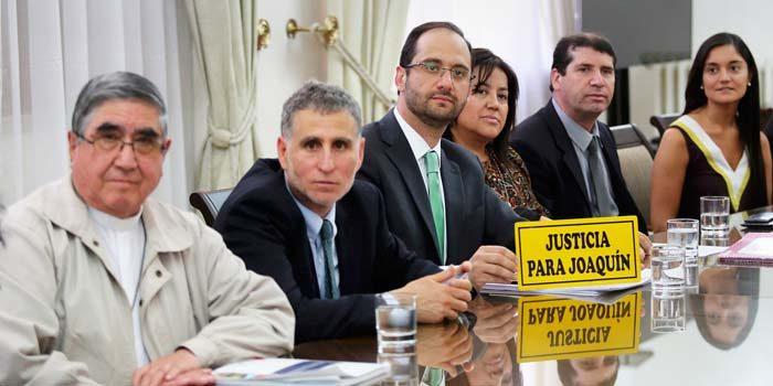 Diputados y familiares de joven asesinado en Rancagua piden urgencia a Ley Joaquín