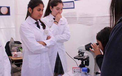 Feria Escolar Intercomunal mostró quehacer estudiantil en los diferentes ámbitos del saber