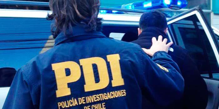PDI arresta a odontólogo por deuda de más de 17 millones en pensión de alimentos